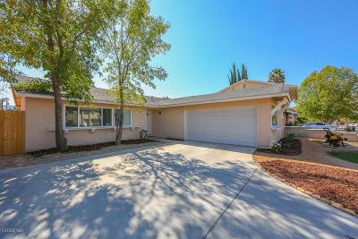 Simi Valley CA Single Family Home For Sale: $512,900