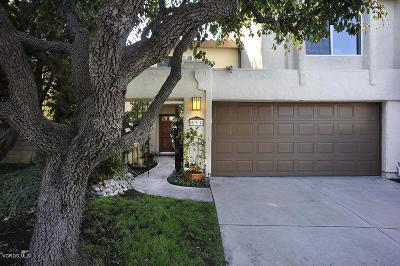 Thousand Oaks Condo/Townhouse For Sale: 594 Harwood Lane
