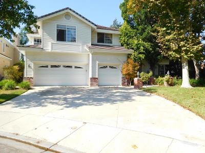 Moorpark Single Family Home For Sale: 4091 Winter Wood Court