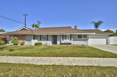 Thousand Oaks Single Family Home For Sale: 91 Teasdale Street