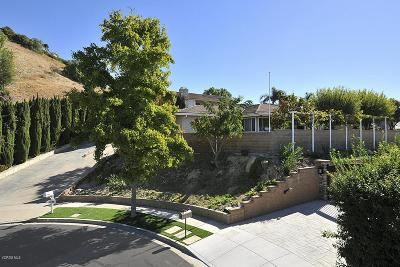 Thousand Oaks Single Family Home For Sale: 2380 Nolan Court