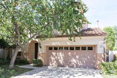 Moorpark Single Family Home For Sale: 3905 Prato Court