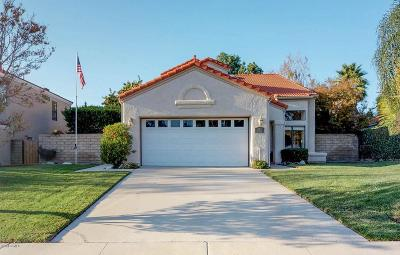 Moorpark Single Family Home For Sale: 15463 Doris Court
