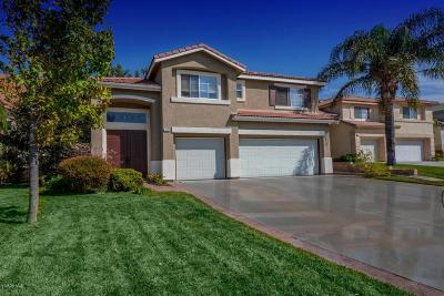 Simi Valley CA Single Family Home For Sale: $725,000