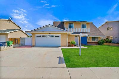 Simi Valley CA Single Family Home For Sale: $624,999