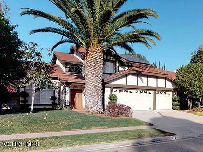 Simi Valley Single Family Home For Sale: 672 Verdemont Circle