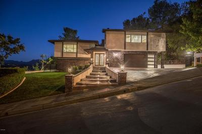 Westlake Village Single Family Home For Sale: 1662 Hawksway Court