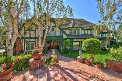 Camarillo Single Family Home For Sale: 2792 Redondo Avenue