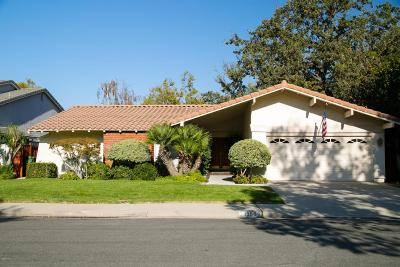 Westlake Village Single Family Home For Sale: 1556 Covington Avenue