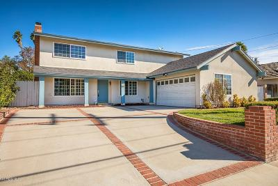 Simi Valley Single Family Home For Sale: 2407 Cochran Street