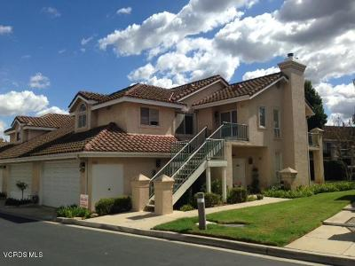 Simi Valley Condo/Townhouse For Sale: 420 Huyler Lane #B