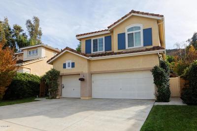 Oak Park Single Family Home For Sale: 5160 Pesto Way