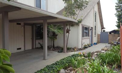 Camarillo Condo/Townhouse For Sale: 166 Spanish Moss Place
