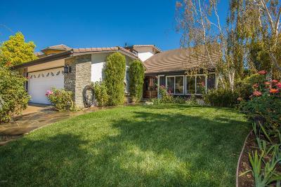 Oak Park Single Family Home For Sale: 300 Medea Creek Lane
