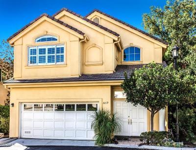 Westlake Village Single Family Home For Sale: 3219 Bayshore Drive