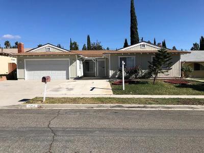 Simi Valley Single Family Home For Sale: 2264 Grafton Street