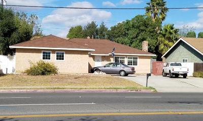 Simi Valley Single Family Home For Sale: 1621 Cochran Street