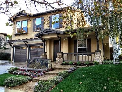 Newbury Park Single Family Home For Sale: 4636 Via Mariano