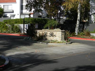 Simi Valley Condo/Townhouse For Sale: 1209 Tivoli Lane #49