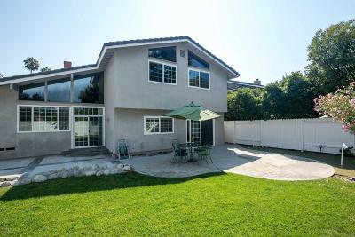 Westlake Village Single Family Home For Sale: 31716 Kentfield Court