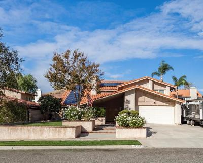 Simi Valley Single Family Home For Sale: 5277 Mohave Drive