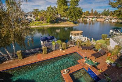 Westlake Village Single Family Home For Sale: 1345 Southwind Circle