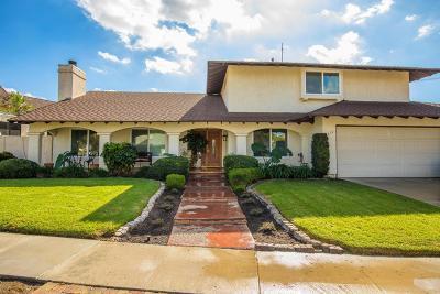 Simi Valley Single Family Home For Sale: 4172 Avenida Simi