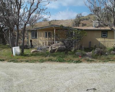 Tehachapi Single Family Home For Sale: 24575 Sarida Avenue