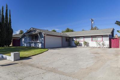 Simi Valley Single Family Home For Sale: 2079 Samson Avenue
