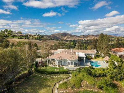 Westlake Village Single Family Home For Sale: 1403 Kingsboro Court