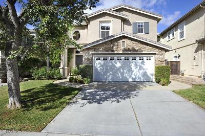 Thousand Oaks Single Family Home For Sale: 2917 Blazing Star Drive