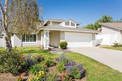 Thousand Oaks Single Family Home For Sale: 2733 Calle Bienvenido