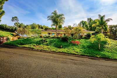 Thousand Oaks Single Family Home For Sale: 1172 Calle Pecos