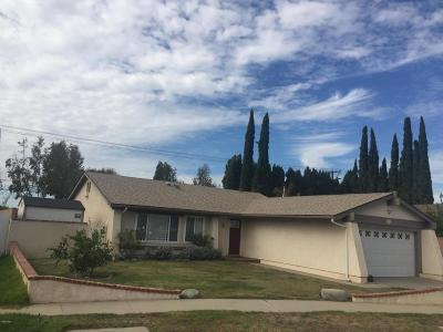 Simi Valley Single Family Home For Sale: 2345 Collier Court