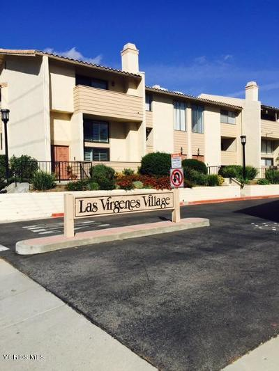 Calabasas Condo/Townhouse For Sale: 26353 West Plata Lane