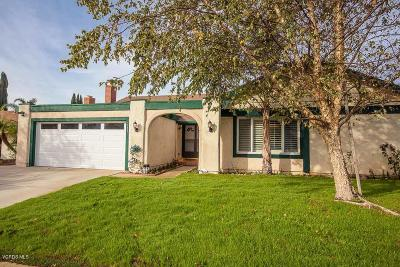 Simi Valley Single Family Home For Sale: 2283 Emmett Avenue