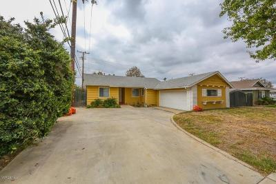 Simi Valley Single Family Home For Sale: 4172 Cochran Street