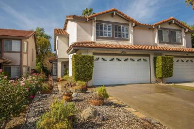 Agoura Hills Condo/Townhouse For Sale: 5413 Mark Court