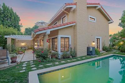 Westlake Village Single Family Home For Sale: 1673 Plum Hollow Circle