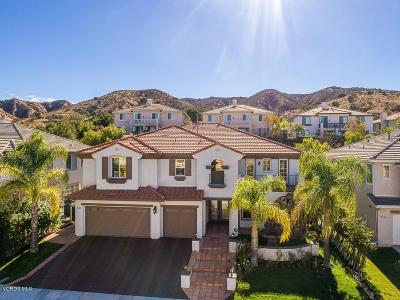 Simi Valley Single Family Home For Sale: 5576 California Oak Street