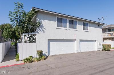 Simi Valley CA Condo/Townhouse For Sale: $310,000