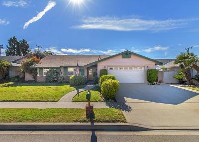 Simi Valley Single Family Home For Sale: 2942 Racine Street