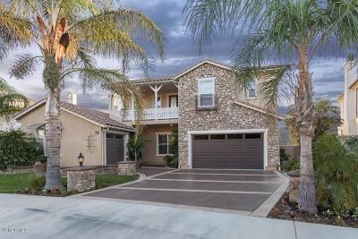 Simi Valley Single Family Home For Sale: 3735 Horizon Ridge Court