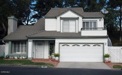 Simi Valley Single Family Home For Sale: 543 Stoney Peak Court