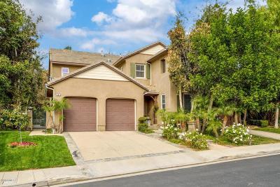 Simi Valley Single Family Home For Sale: 161 Laurel Ridge Drive