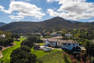 Agoura Hills, Calabasas, Westlake Village, Oak Park, Thousand Oaks Single Family Home For Sale: 2705 Elderoak Road