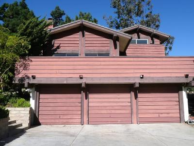 Camarillo Single Family Home For Sale: 953 West Highland Drive
