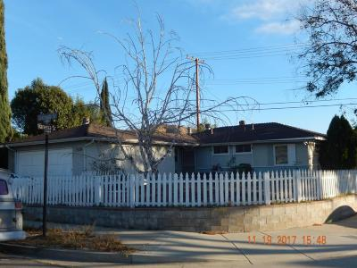 Simi Valley Single Family Home For Sale: 4110 Gertrude Street