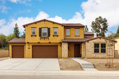 Thousand Oaks Single Family Home For Sale: 1415 Arroyo View Street