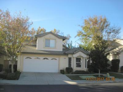 Simi Valley CA Single Family Home For Sale: $479,950